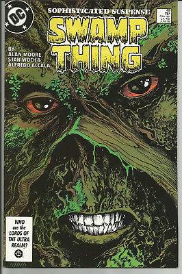 swamp thing #49 & 50 1st justice league dark lot dc comics high grades