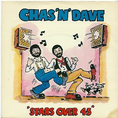 "Chas & Dave - Stars Over 45 - 7"" Single"