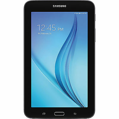 "Samsung Galaxy Tab E Lite 7.0"" 8GB (Wi-Fi) Black - Brand New"