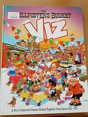 Viz Annual - The Billposter's Bucket 2012