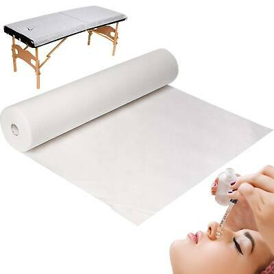 Disposable Non-woven Bed Sheets Roll Medical Massage Salon Table Cover 80x180CM