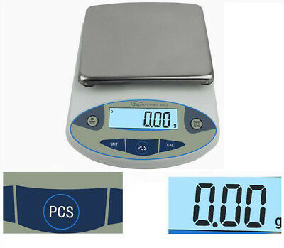 High Precision Electronic Balance Laboratory Weighing Industrial Scale 20kg*0.1g