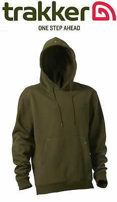Trakker * Brand New * Elite Olive Green Hoody - All Sizes * Price Drop *