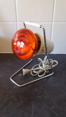 Vintage  Infrared Heat Lamp- Vgc-