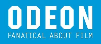Odeon Cinema Ticket Adult E-Voucher Code (All UK & London) 10 mins Fast Delivery