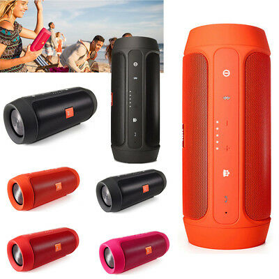 Portable Mini Charge 2Plus Stereo Wireless Bluetooth Speakers Durable Pop