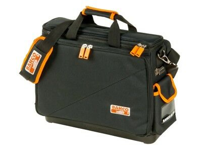 Bahco 4750FB4-18 Hard Rubber Base Technicians/Electricians Tool Storage Case Bag