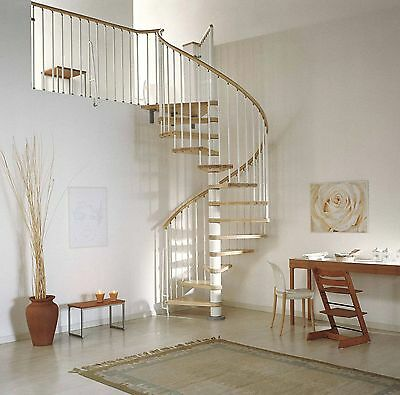 Fontanot Arke Klan Staircase Kit -Spiral / Winder Staircases