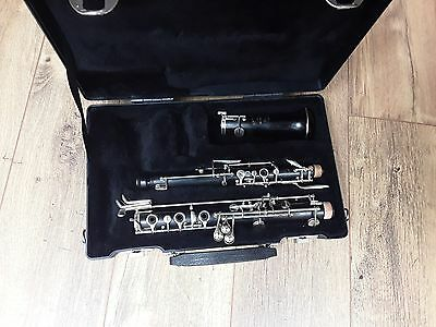 F. Buisson Oboe Wooden, Serviced