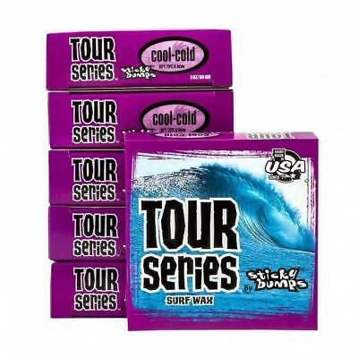 STICKY BUMPS Tour Series (Cool-Cold) Wax