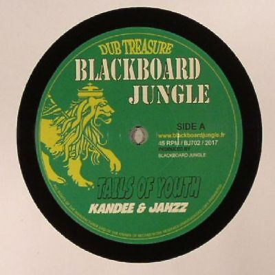 """KANDEE & JAHZZ - Tails Of Youths - Vinyl (7"""")"""