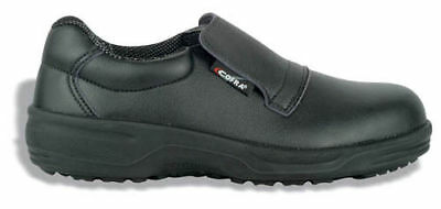 Itaca Safety Shoes by Cofra Steel Toe Caps Non Leather S2 SRC, Size 2-13
