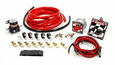 Quickcar Racing Products Ignition/Battery Wiring Kit P/N 50-235