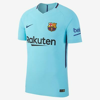 Barcelona Away Shirt 2017 2018