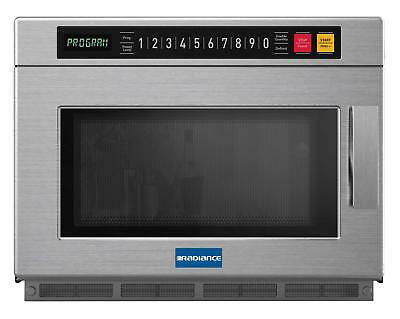 Radiance TMW-1800HD Commercial 0.9 CuFt Programmable Microwave Oven S/S 1800w