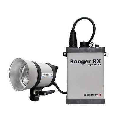 Elinchrom Ranger RX Speed AS Pack and 2 Heads