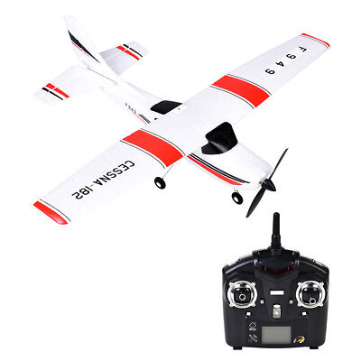 RC Airplane 3CH 2.4GHz Fixed Wing Plane Aircraft Glider Toy Remote Control Fun