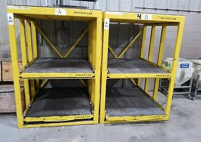 Mold / Die Rack Shelving 24,000 Pound Rating #3324SR