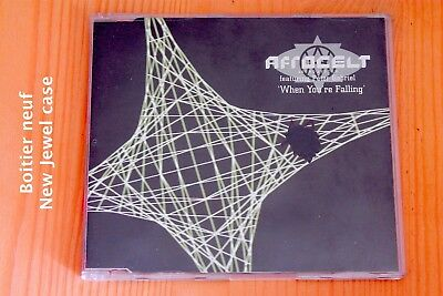 Afro Celt Sound System & Peter Gabriel – When you're falling - CD single promo