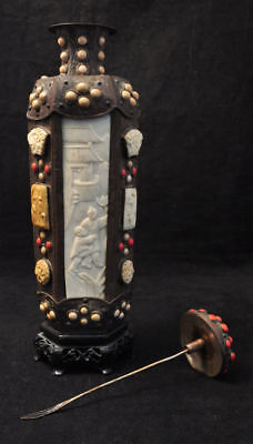 Very Beautiful and Large Chinese Snuff Bottle.