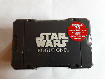 Topps Star Wars Rogue One - Collector Box