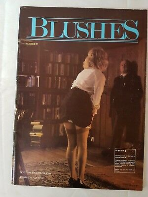BLUSHES No. 27 Vintage Glamour Magazine