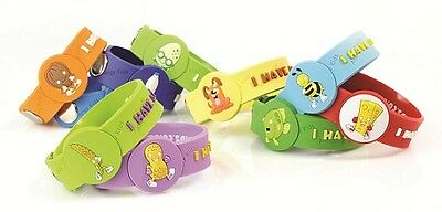 Allergy Kids Allergy and Medical Alert Wristbands/Bracelets/Jewellery/Autism