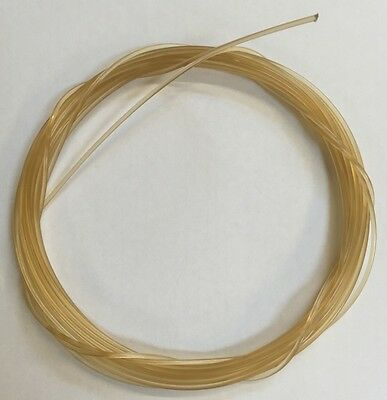 Longcase/Grandfather/fusee Clock Synthetic Gut Line 21ft (GET 3 FOR PRICE OF 2)