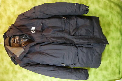 The North Face Coat Parka Jacket Men's XL Winter Goose Down Insulation  M2