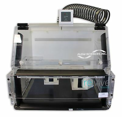 Flow Sciences 2ft. Anesthetic Workstation w/ Airflow Monitor VACE FS3910