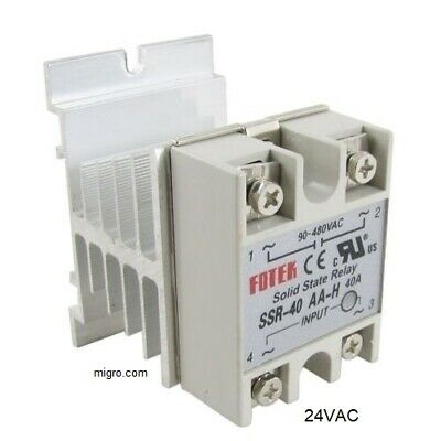 Contactor 50A 3 Pole 120V coil 32A Motor 30 AMP, 50 AMP Lighting 40 amp 30A 40A