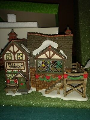 Department 56 discover Dickens Village series gift set Fezziwig's Ballroom