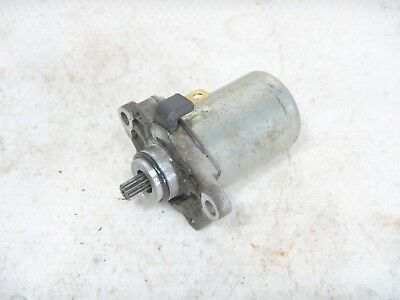 Peugeot Jet Force C-Tech Starter Motor