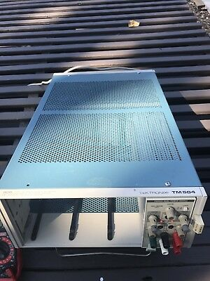Tektronix TM504 Mainframe 4-Slot Chassis