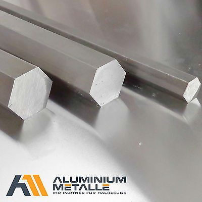 Stainless Steel Six Sided SW 30mm 1.4305 H11 Length Selectable VA V2A Solid Hex
