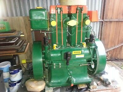 Stationary Diesel Engine. Brand New. Never Used.