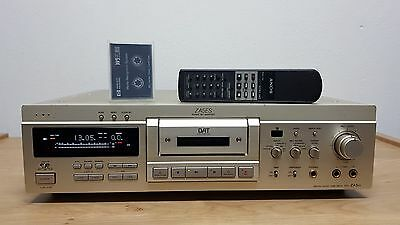 Sony DTC-ZA5ES Gold Supreme High-End DAT Recorder