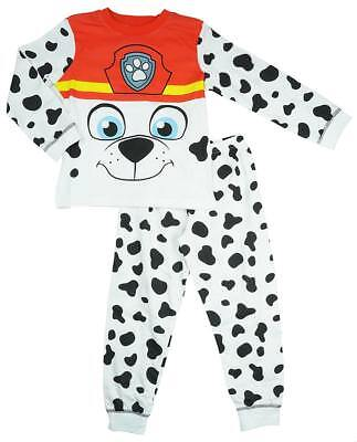 Boys Pyjamas Paw Patrol Pjs Marshall Puppy Dog Costume Kids 18 Months to 6 Years