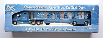 Precious Moments Care-A-Van Die Cast Truck [2000] by Enesco 1:64 Scale  New