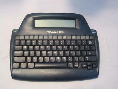 Alphasmart 3000 Portable Word Processor (no USB cable)   *Working*     FREE SHIP