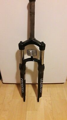 mountain bike front suspension forks