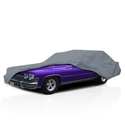 [CSC] 4 Layer Full Car Cover For Buick Electra Wagon 1977 1978 1979 1980-1984