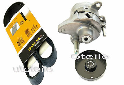 V-RIBBED BELTS+riemensanner + Tension Pulley W210 S210 W163 SLK E 200 230