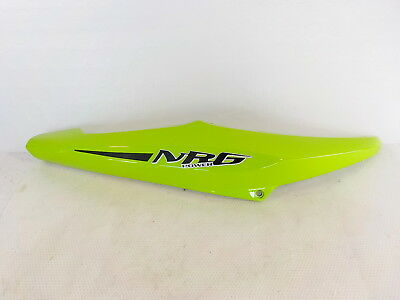 PIAGGIO NRG POWER 50 DD DT SIDE FAIRING REAR TOP RIGHT Green 959341