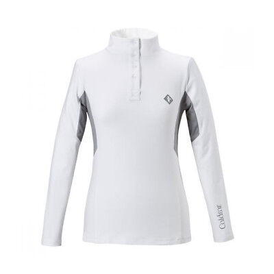 Caldene Competition Stock Shirt Thermal Womens White