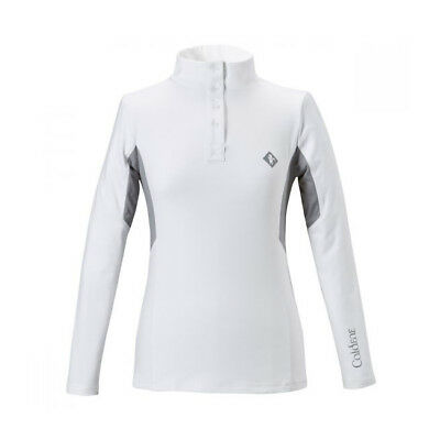 Caldene Ladies Horse Riding Thermal Base Layer Brushed Fabric Competition Stock