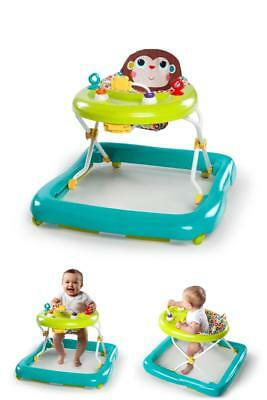 New Infant Baby Activity Walker Jumper Bouncer High Seat Back Support Free Ship