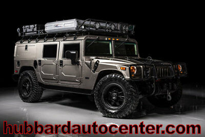 2004 Hummer H1 Fully Custom Hummer H1 Wagon 2004 Hummer H1 Wagon, Fully Custom Inside & Out. Best One Available By Far!