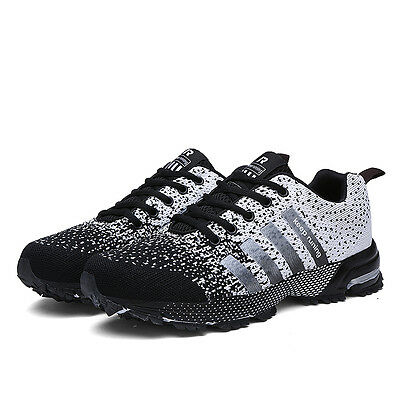 Mens Athletic Shoes Outdoor Sports Casual Running Training Sneakers Breathable