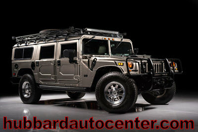 2002 Hummer H1 Owner's Persoanl Demo, Fully Custom, Night Vision, 2002 Hummer H1 Wagon Owner's Persoanl Demo, Fully Custom, Night Vision Best Deal
